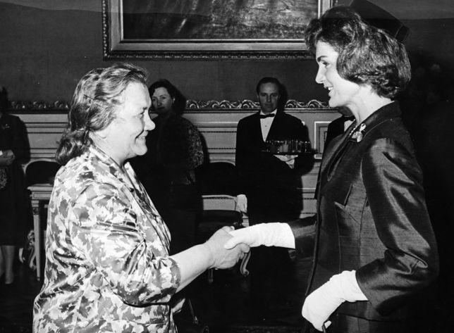 Nina Chruszczowa -  ta pierwsza dama ZSRR pochodziła z Polski