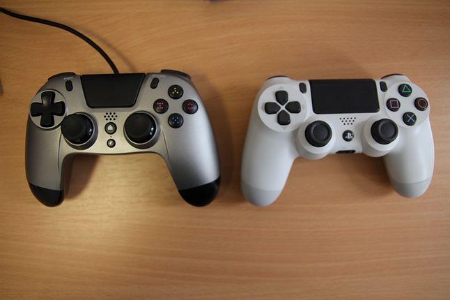 Różnic względem Dualshock 4 jest całkiem sporo.