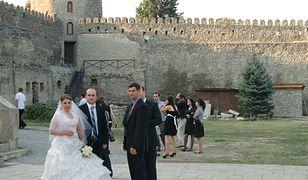 Panna młoda na Kaukazie