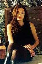 Angelina Jolie niedobra dla królewny śnieżki