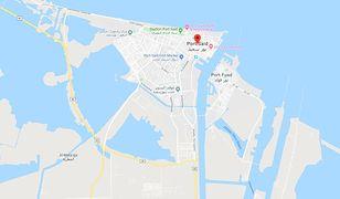 Do wypadku doszło na autostradzie prowadzącej z Port Said do miejscowości Damietta