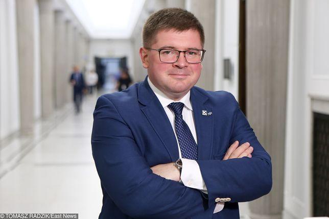 Tomasz Rzymkowski wszedł do Sejmu z listy Kukiz'15