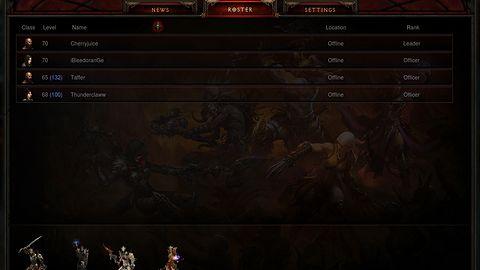 W Diablo 3 pojawią się klany i społeczności