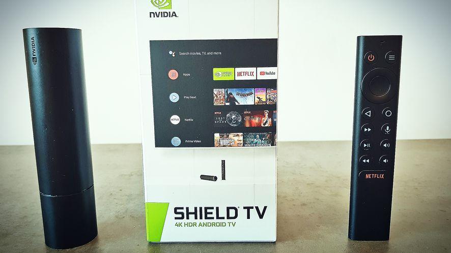 Nvidia Shield TV, fot. Jakub Krawczyński