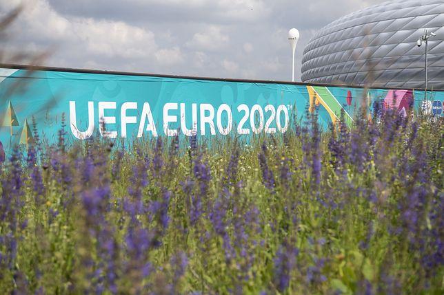 Wrocław. Gdzie oglądać Euro 2020? Strefy kibica brak, ale są inne rozwiązania Dostawca: PAP/EPA.