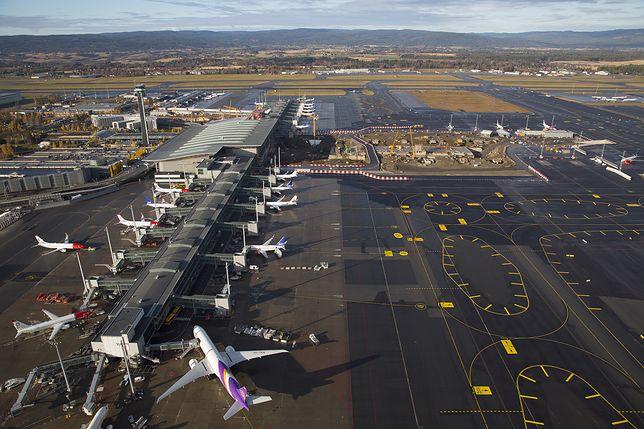 Z portu lotniczego Oslo-Gardermoen można dostać się do centrum na wiele sposobów