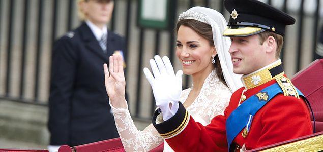 3,5 mln widzów oglądało ślub Williama i Kate