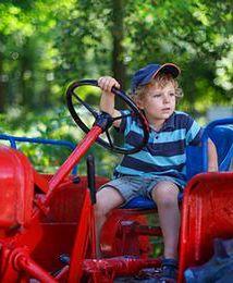 Uwaga na dzieci w gospodarstwach rolnych