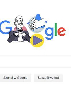 Ignaz Semmelweis w Google Doodle