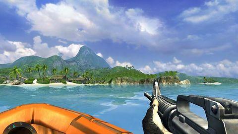Czyżby Far Cry szykował się do skoku na PS3 i Xboksa 360?