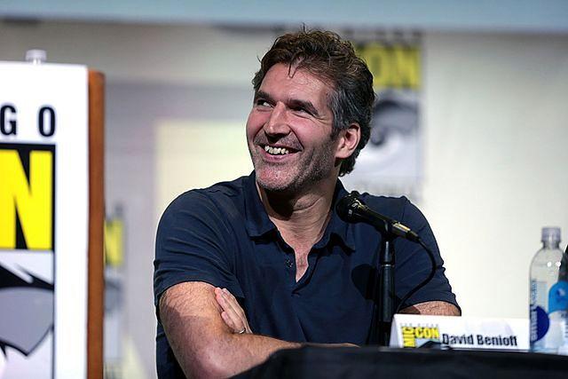 Scenarzysta David Benioff jest współtwórcą najpopularniejszego serialu na świecie