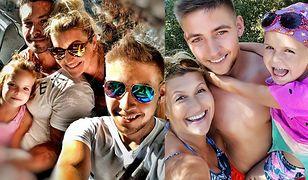 Katarzyna Skrzynecka na rajskich wakacjach z córką i synem!