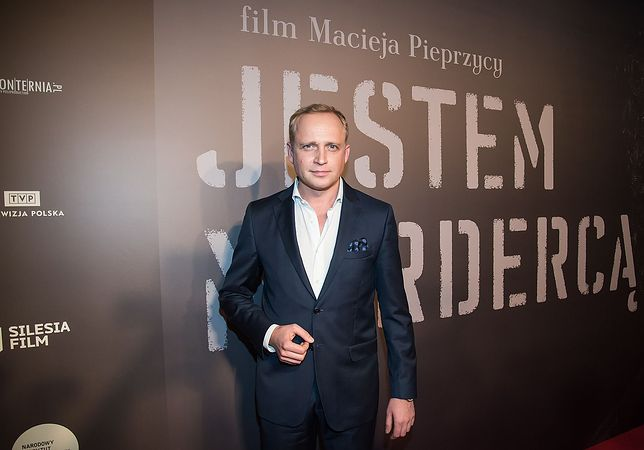 """""""Jestem mordercą"""": Piotr Adamczyk o swojej roli w filmie [WIDEO]"""