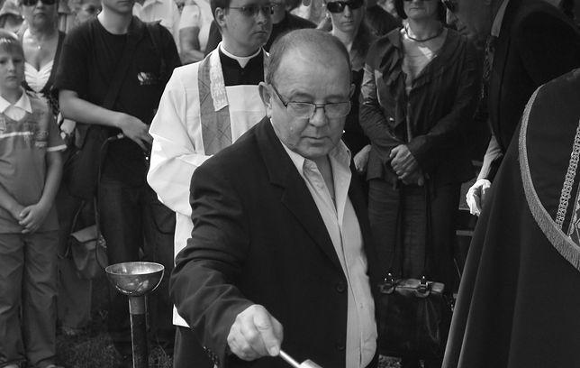 Nie żyje Marek Pacuła, były dyrektor Piwnicy pod Baranami. Zmarł po 5 latach śpiączki