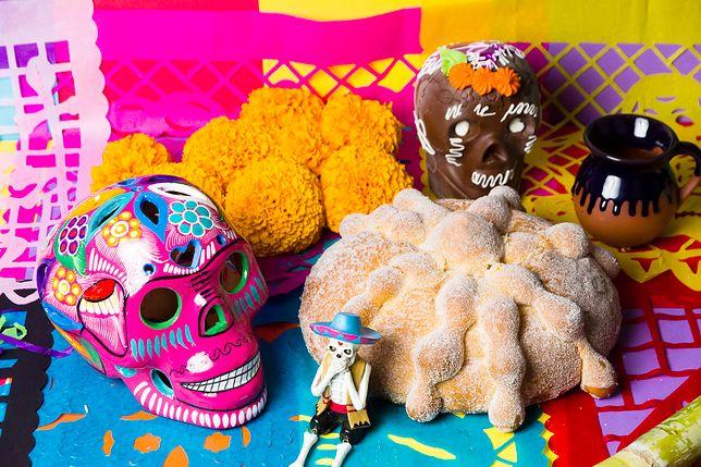 """""""Karmienie"""" zmarłych to meksykańska tradycja"""