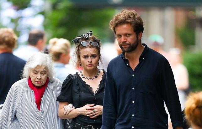 Helena Bonham Carter świętowała 53. urodziny wraz ze swoim 20 lat młodszym chłopakiem.