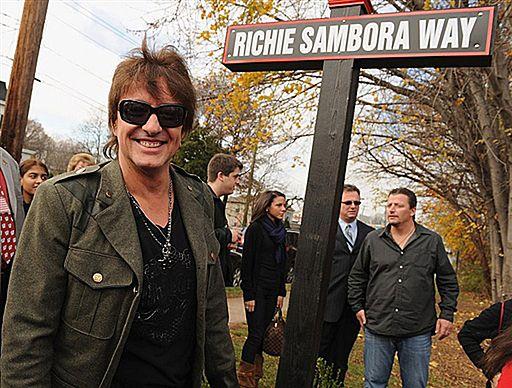 Richie Sambora - gitarzysta