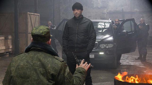 "Marcin Dorociński na planie filmu ""Pitbull. Ostatni pies"""