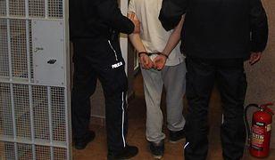 Mężczyzna został zatrzymany