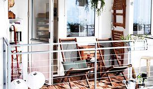 Podpowiadamy, jak urządzić balkon w bloku