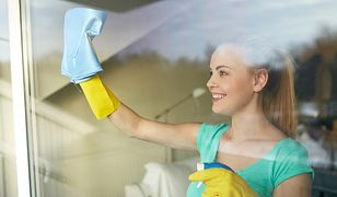 Jak myć okna? Błyskawicznie i bez smug
