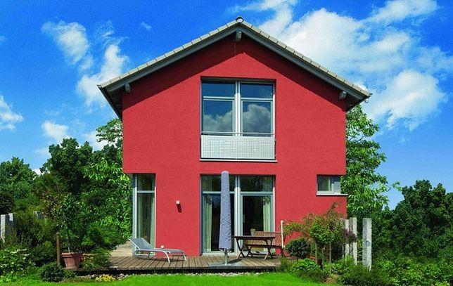 Kolorowa elewacja domu. Zanim zdecydujesz się na kolorową farbę elewacyjną...