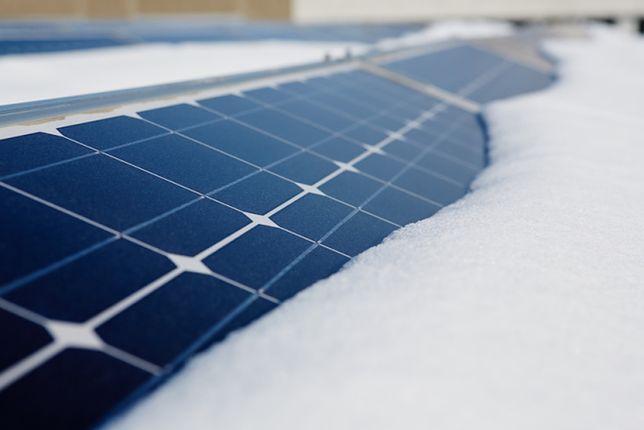 Kolektory słoneczne - oszczędności także zimą