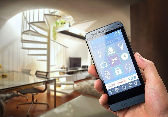 Dom inteligentny - tu wszystkim steruje smartfon