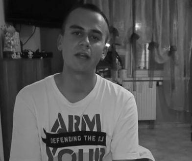 """Michał """"Zioło"""" Ziółkowski był cenionym raperem na terenie Wrocławia"""