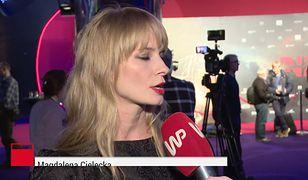 Czy Magdalena Cielecka nie boi się, że ludzie przestaną chodzić na jej filmy?