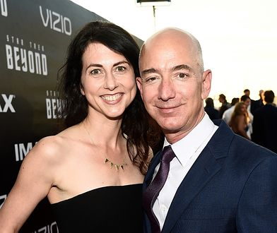 To już pewne - państwo Bezos się rozwodzą