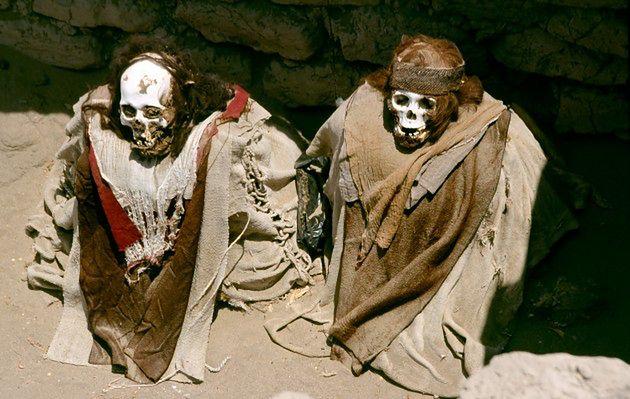 Cmentarz na pustyni