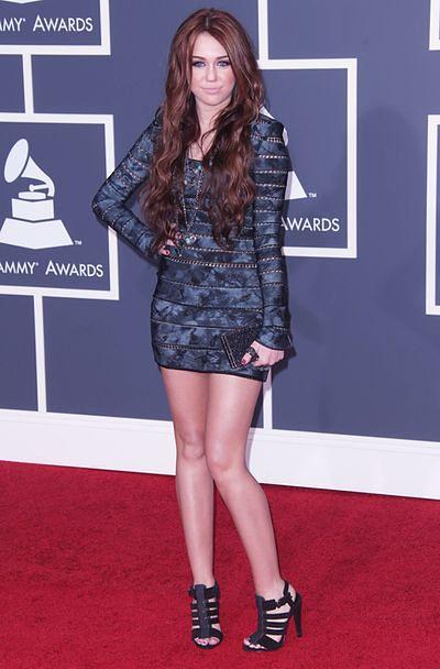 Miley Cyrus -17 lat