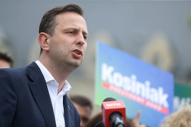 Kosiniak-Kamysz: dość wydawania pieniędzy podatników tylko na PR prezydenta