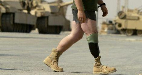 Straciłeś nogę? Dalej możesz być żołnierzem!