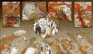 Zamek zwierzęcy, t. 1, Miss Bangalore – recenzja komiksu wydawnictwa Taurus Media