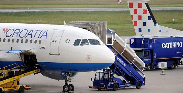 Strajk na lotnisku w Zagrzebiu potrwa do piątku