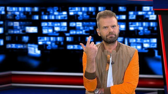 """""""Betlejewski. Prowokacje"""": Betlejewski tłumaczy się z kontrowersyjnego programu. """"Jestem performerem, nie dziennikarzem"""""""