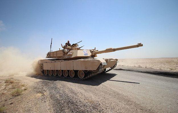 Irackie siły rządowe