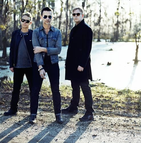 Depeche Mode fot. Sony Music Depeche Mode fot. Sony Music