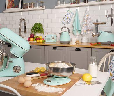 Jak łatwo odmienić kuchnię, aby była bardziej retro?