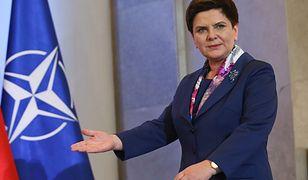 Kobieca strona szczytu NATO