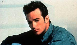 """Rola Dylana stała się jego przekleństwem. Luke Perry nie tęskni za """"Beverly Hills, 90210"""""""