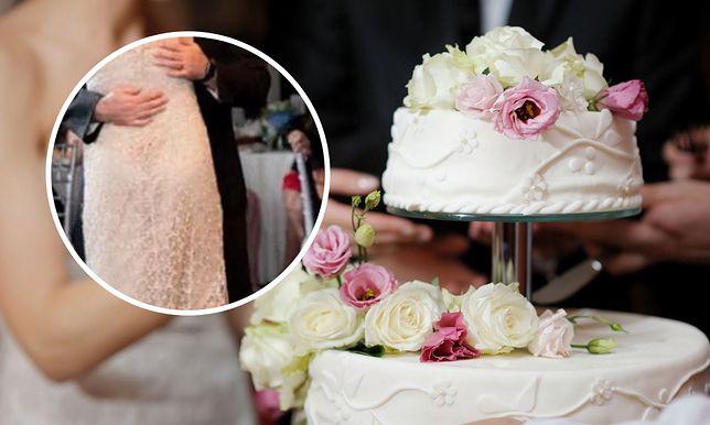 Suknia ślubna matki pana młodego wzbudziła skrajne emocje