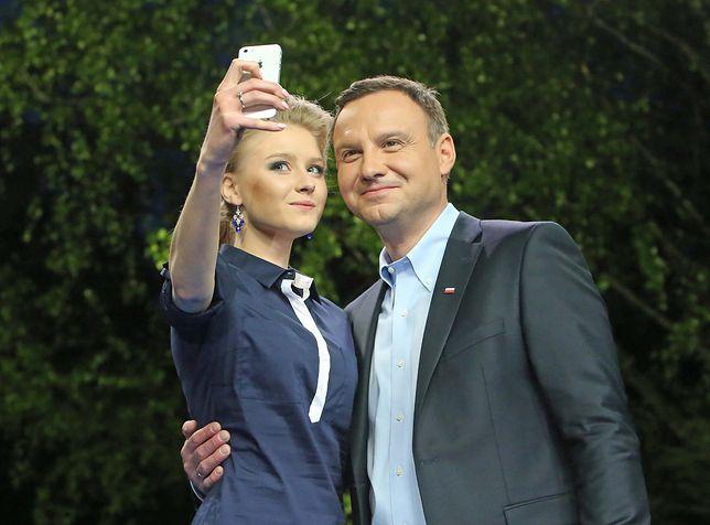 Kinga Duda, córka prezydenta Andrzeja Dudy, została doradcą ojca