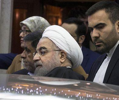 """Iran o broni nuklearnej i USA. Hasan Rowhani: """"Nie popełniajce ich błędu"""""""