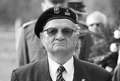 W wieku 101 lat zmarł mjr Marian Słowiński, żołnierz gen. Stanisława Maczka