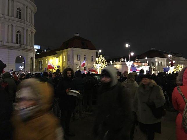 Protesty przeciwko reformie sądownictwa w całej Polsce. Byliśmy na miejscu