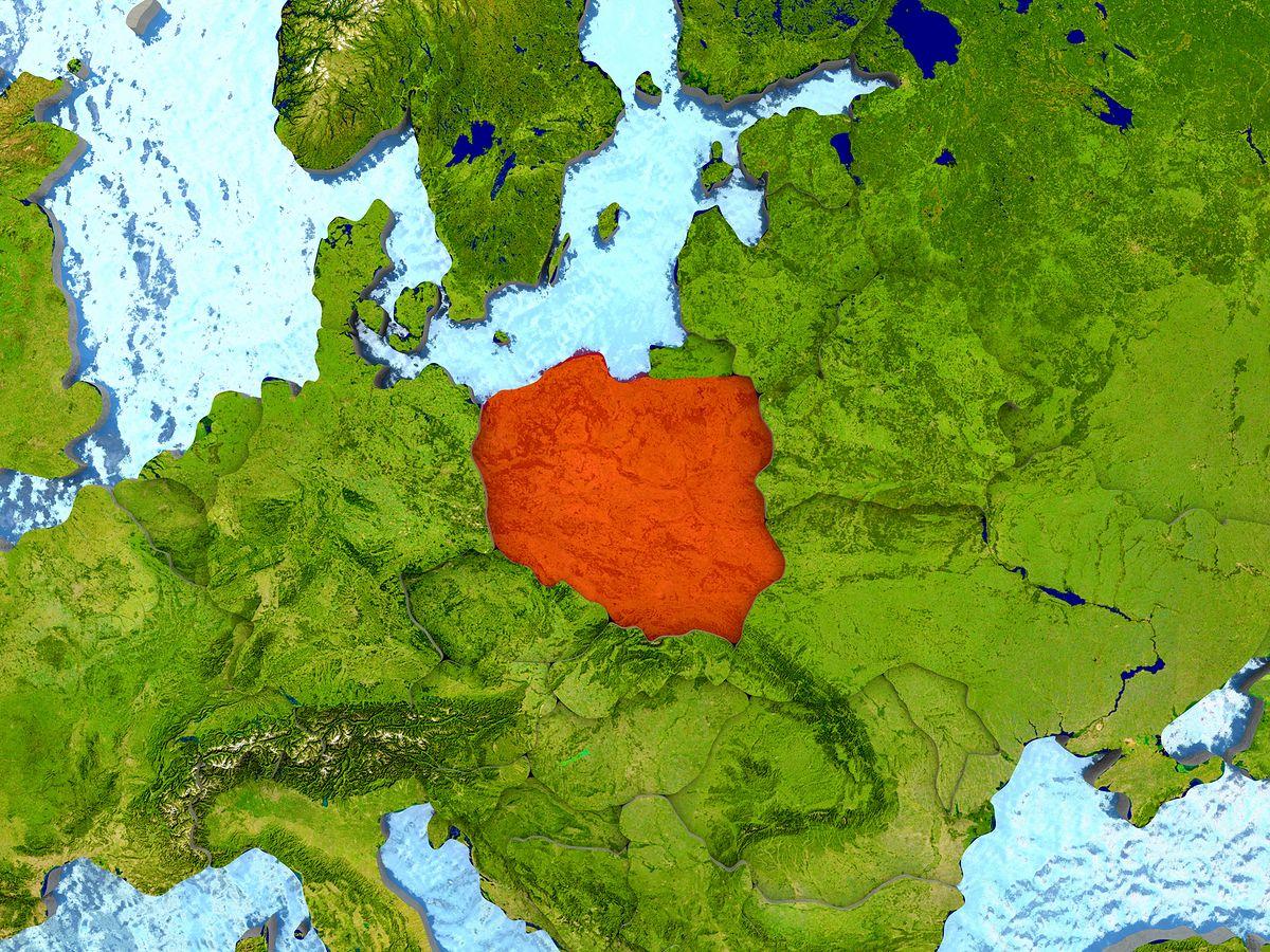 Zmiany na mapie Polski. Już od nowego roku