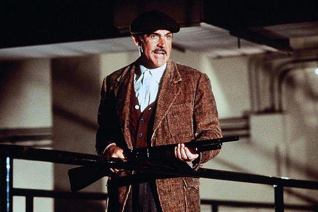 Sean Connery w oscarowej roli